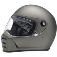 Lane Splitter Helmet - Flat Titanium
