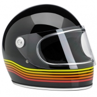 GRINGO S HELMET - LE SPECTRUM BLACK/ORANGE