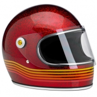 GRINGO S HELMET - LE SPECTRUM RED