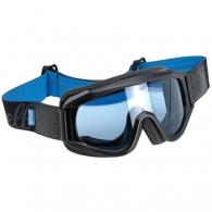 Мото очки OVERLAND - BLACK/BLUE