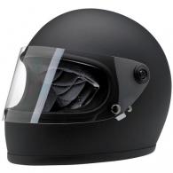 GRINGO S HELMET - FLAT BLACK (размер М)