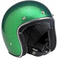 Biltwell Bonanza Metalflake - Зеленый