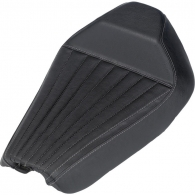 Challenger Seat- Black Tuck n' Roll - for '06 to -13 Dynas