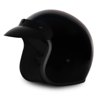 Daytona Cruiser - Черный глянцевый (размер L)