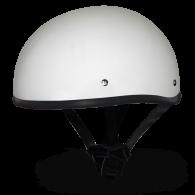 Daytona Skull Cap - Белый глянцевый