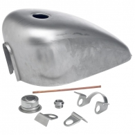 DIY Kit: Sporty Chopper Motorcycle Gas Tank 1986 - 2003 Style Mounts