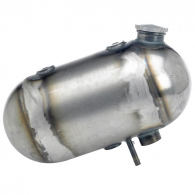 Domed Steel Oil Tank for Triumph & British Choppers