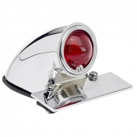Sparto Chrome Tail Light